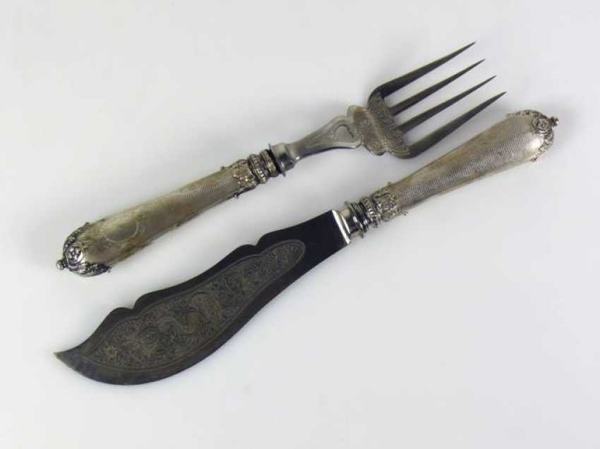 Fish Serving Cutlery - photo 1