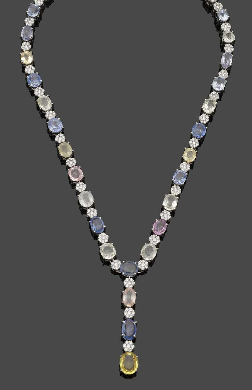 Representative Multicolor Necklace - photo 1