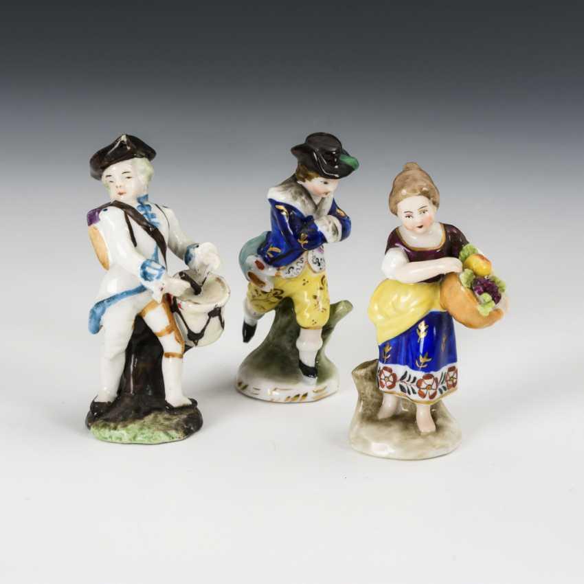 6 Thuringian figures - photo 2