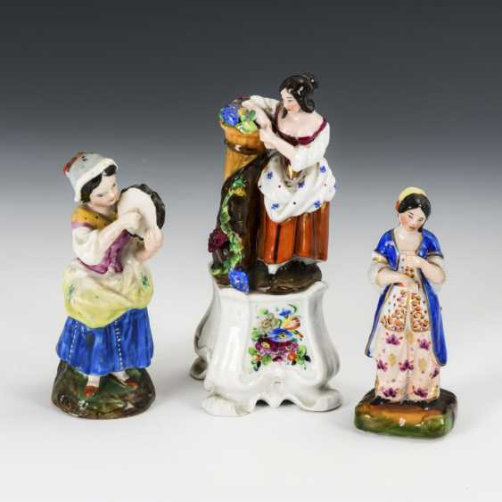 6 Thuringian figures - photo 3