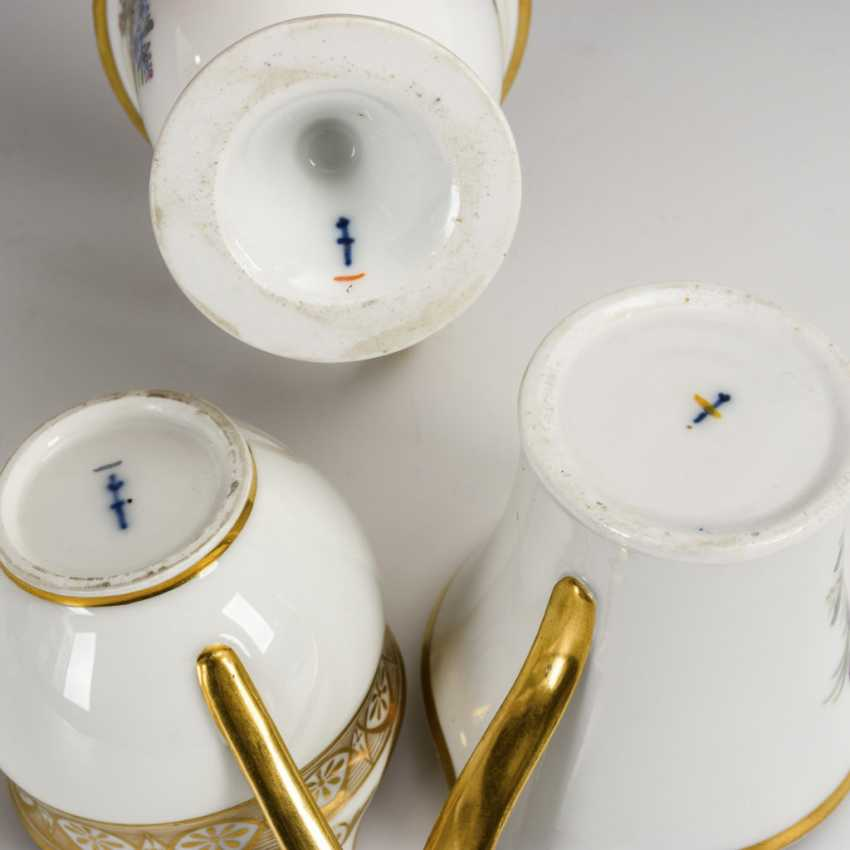 3 Biedermeier cups - photo 2