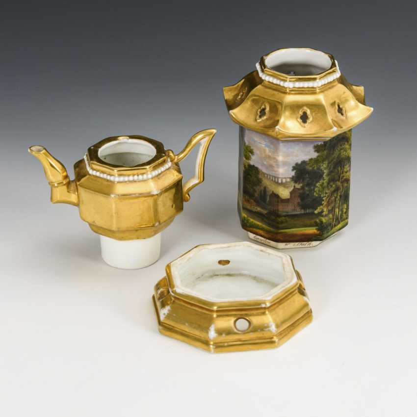 Teapot with view warmer - photo 3