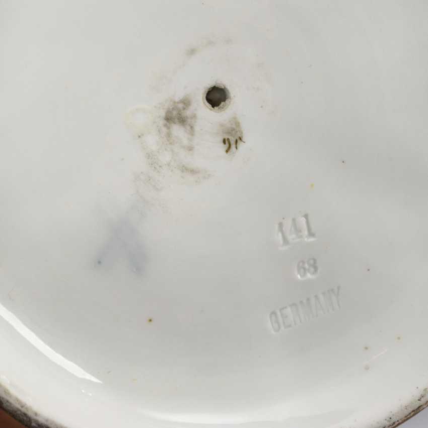 Turkey bowl and kerosene lamp - photo 3