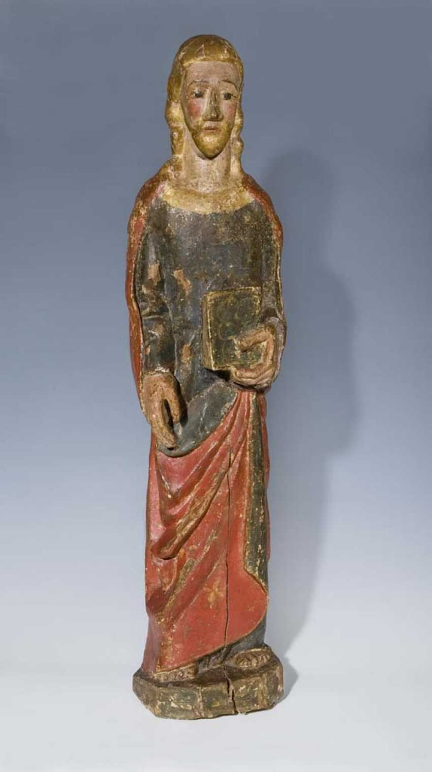 Gothic Holy-Figure - photo 1