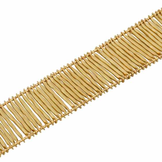 H. STERN filament bracelet, - photo 4