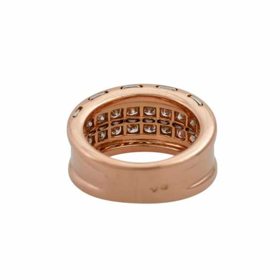 CARTIER ring with diamonds, together approx. 1.4 ct, - photo 4