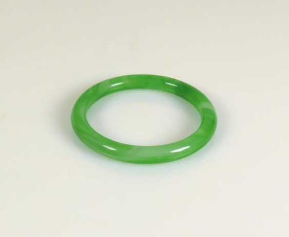Jade Bangle - photo 1