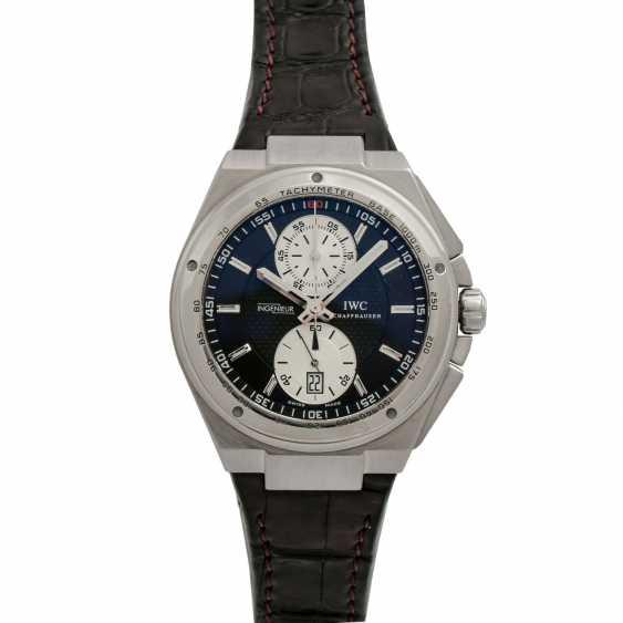 IWC Big Ingenieur Chronograph, Ref.IW378401. Men's watch. - photo 1