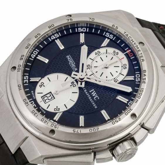 IWC Big Ingenieur Chronograph, Ref.IW378401. Men's watch. - photo 5