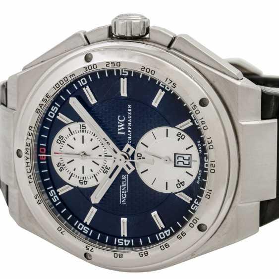 IWC Big Ingenieur Chronograph, Ref.IW378401. Men's watch. - photo 6
