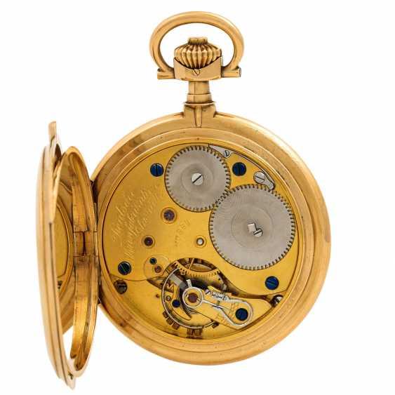 A. LANGE & SÖHNE Savonette pocket watch. - photo 6