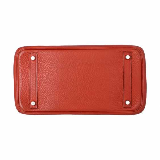 "HERMÈS handbag ""BIRKIN BAG 30"", collection 2006. - photo 5"