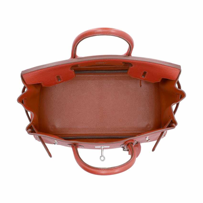 "HERMÈS handbag ""BIRKIN BAG 30"", collection 2006. - photo 6"