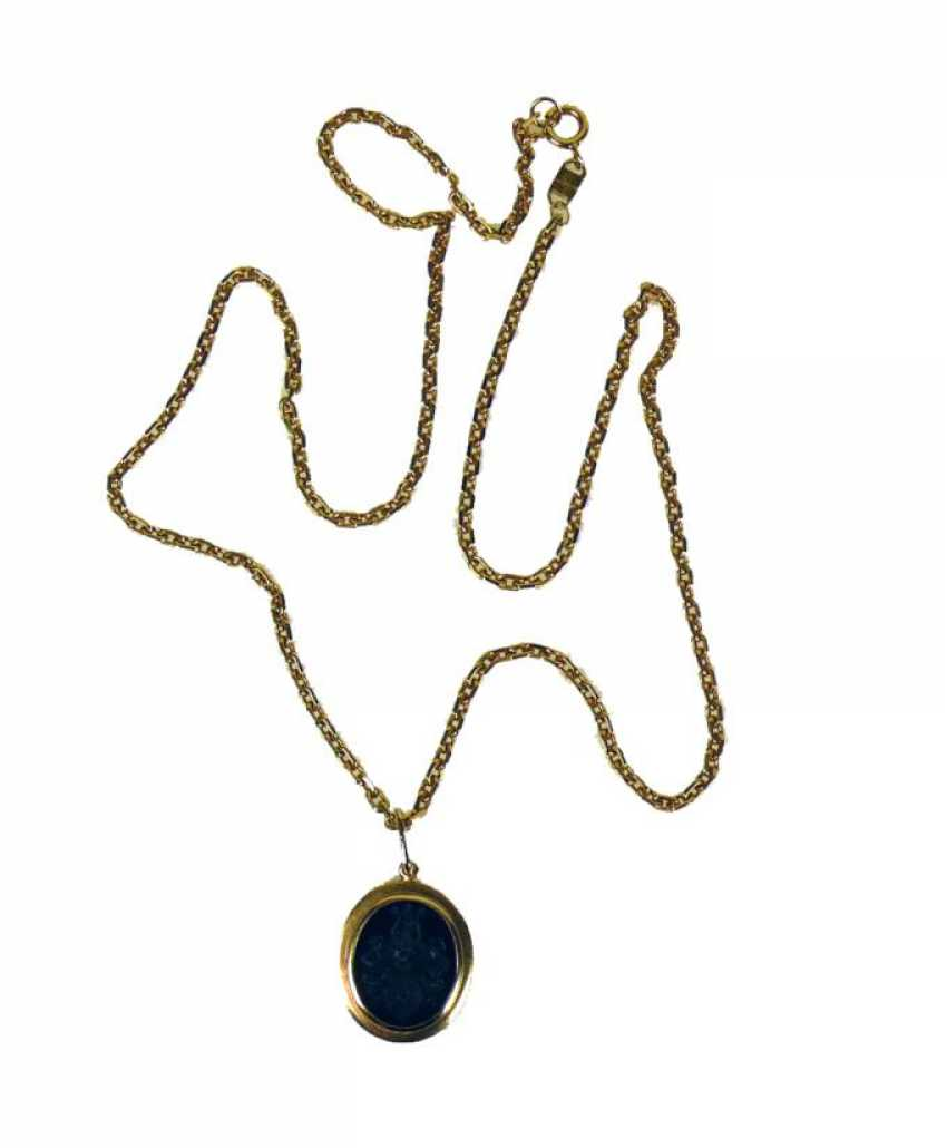 Necklace with pendant - photo 1