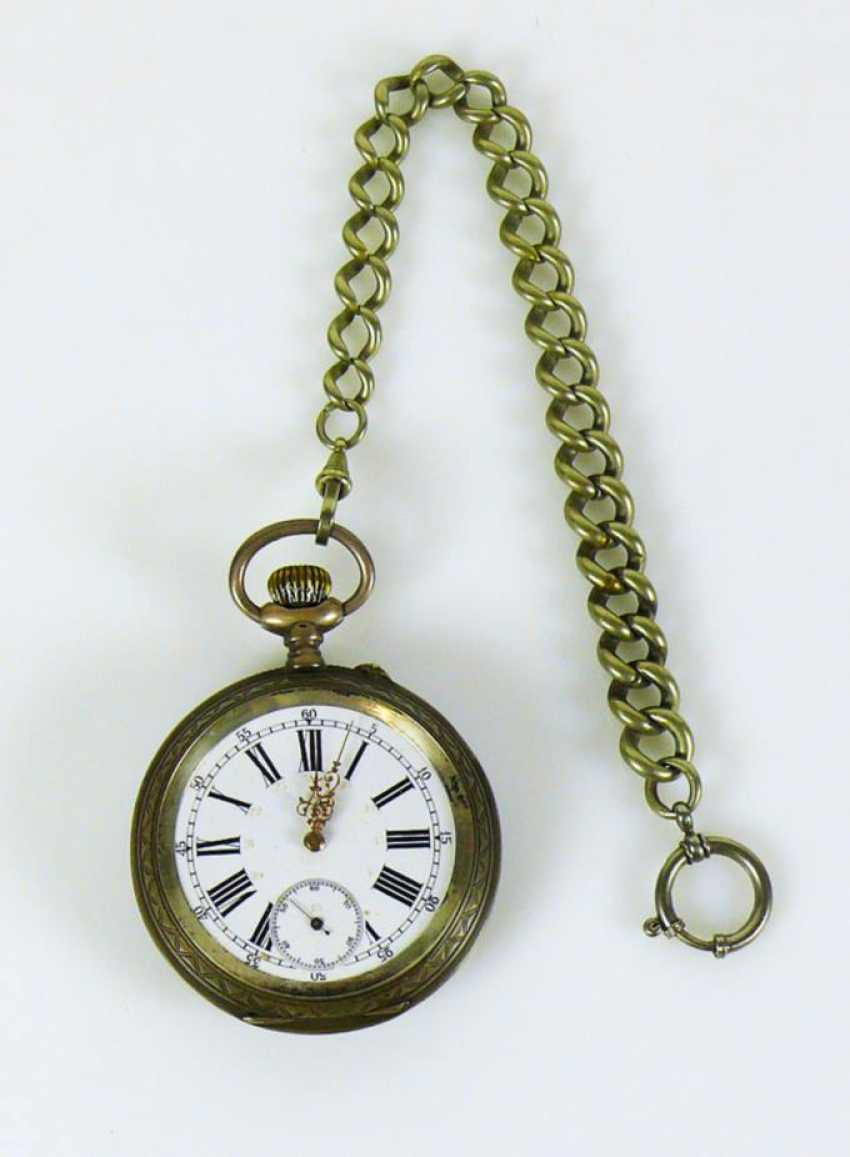 Large Pocket Watch - photo 1