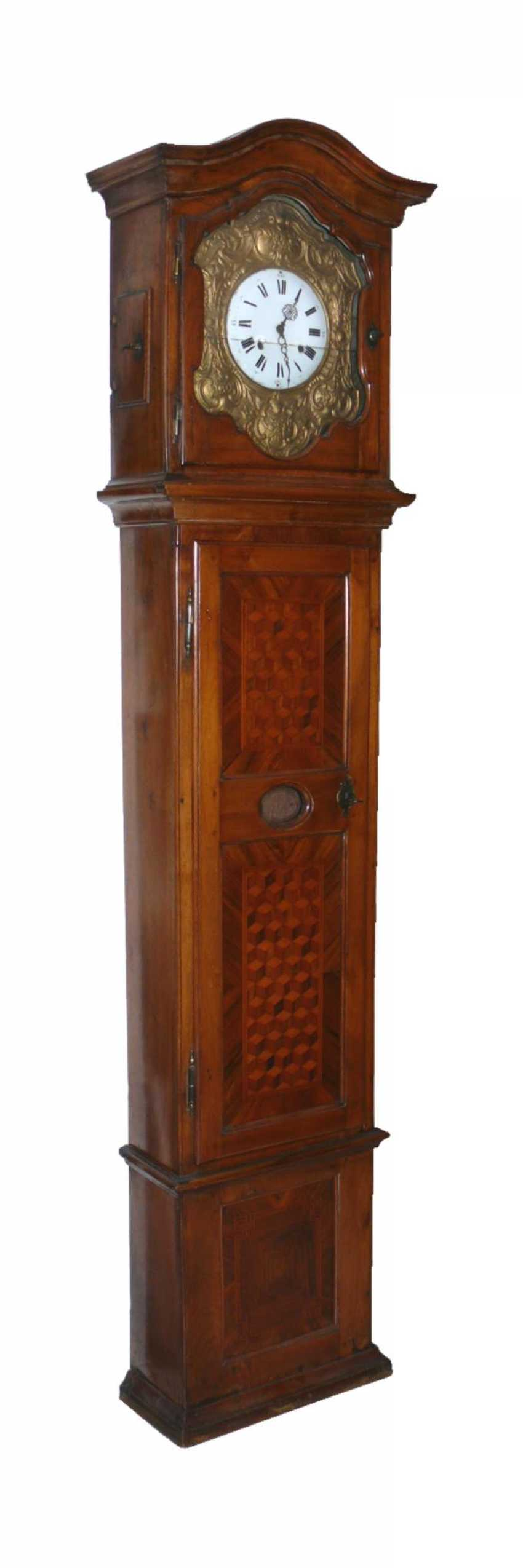 Longcase clock - photo 1