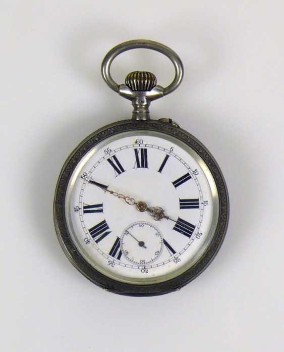 Large Pocket Watch - photo 1