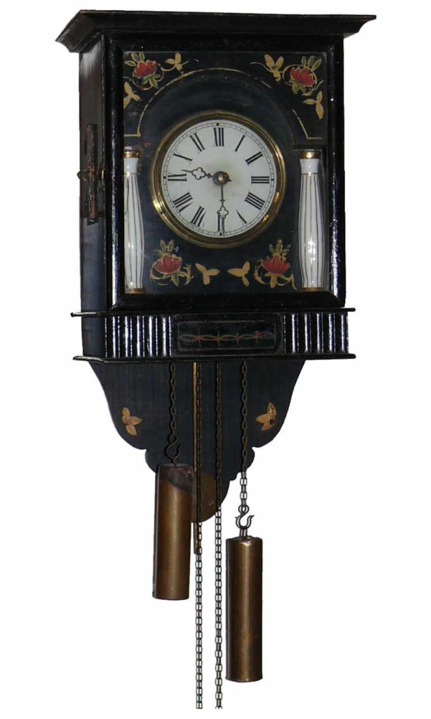 Biedermeier Wall Clock - photo 1