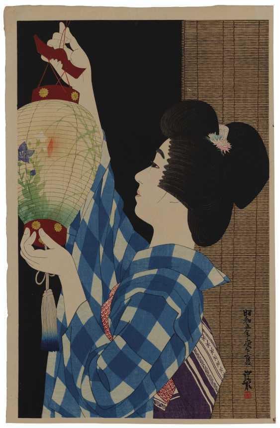 ITO SHINSUI (1898-1972) - photo 1
