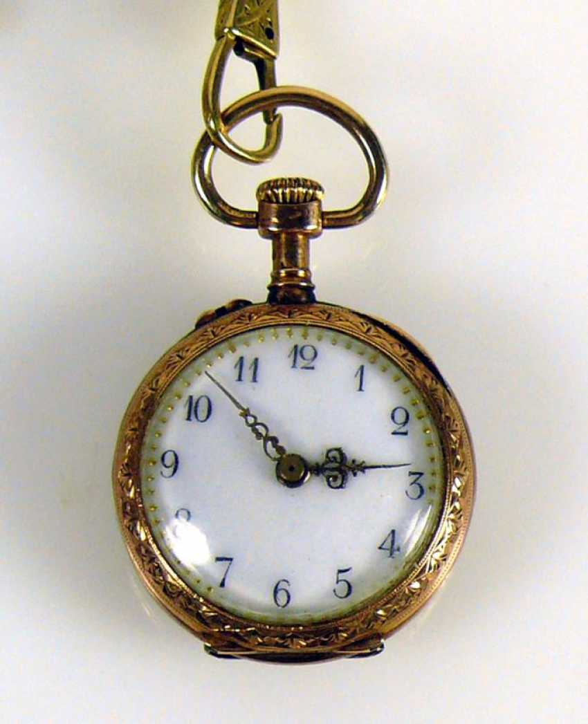 Ladies Pocket Watch - photo 1