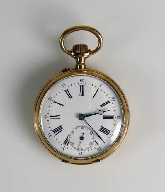 Mens Pocket Watch - photo 1