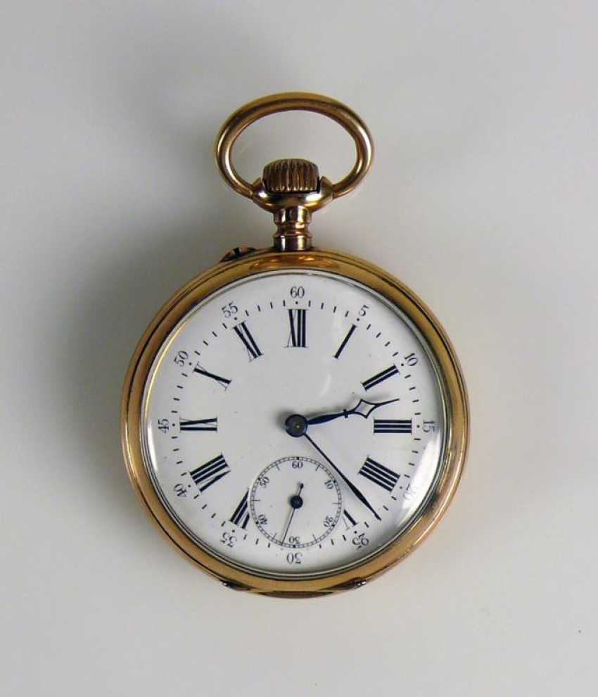 Mens Pocket Watch - photo 1