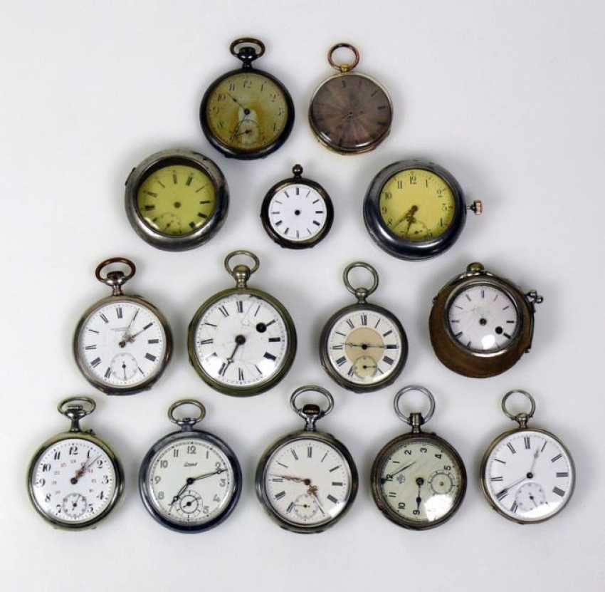 Collection Of Pocket Watches - photo 1