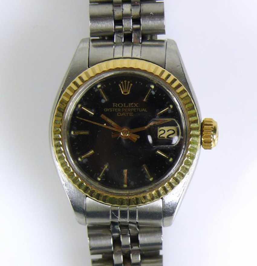 ROLEX ladies wrist watch - photo 1