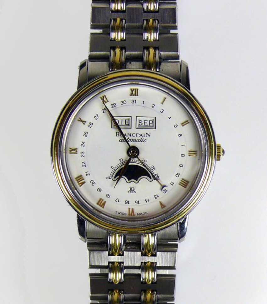BLANCPAIN men's watch - photo 1