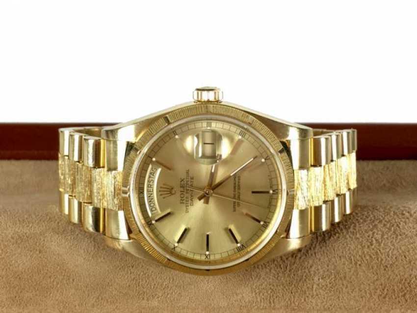 ROLEX-men's watch - photo 1
