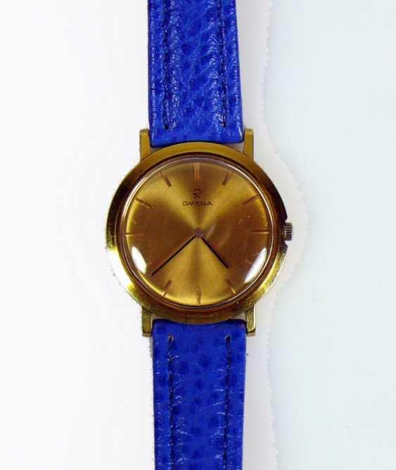 OMEGA wrist watch - photo 1