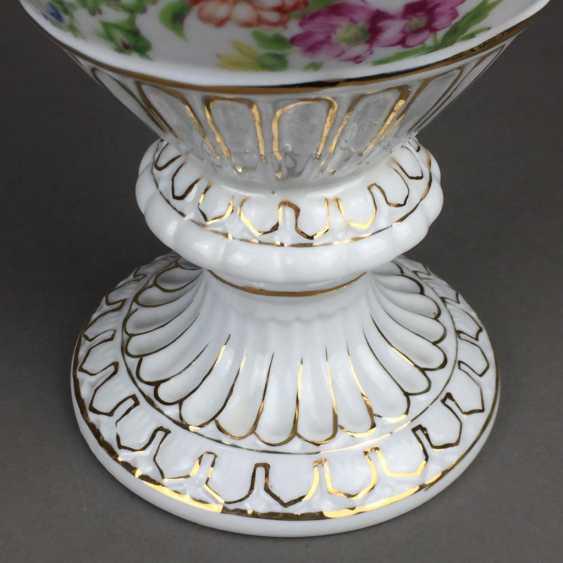 Pair of snake handle vases - photo 8