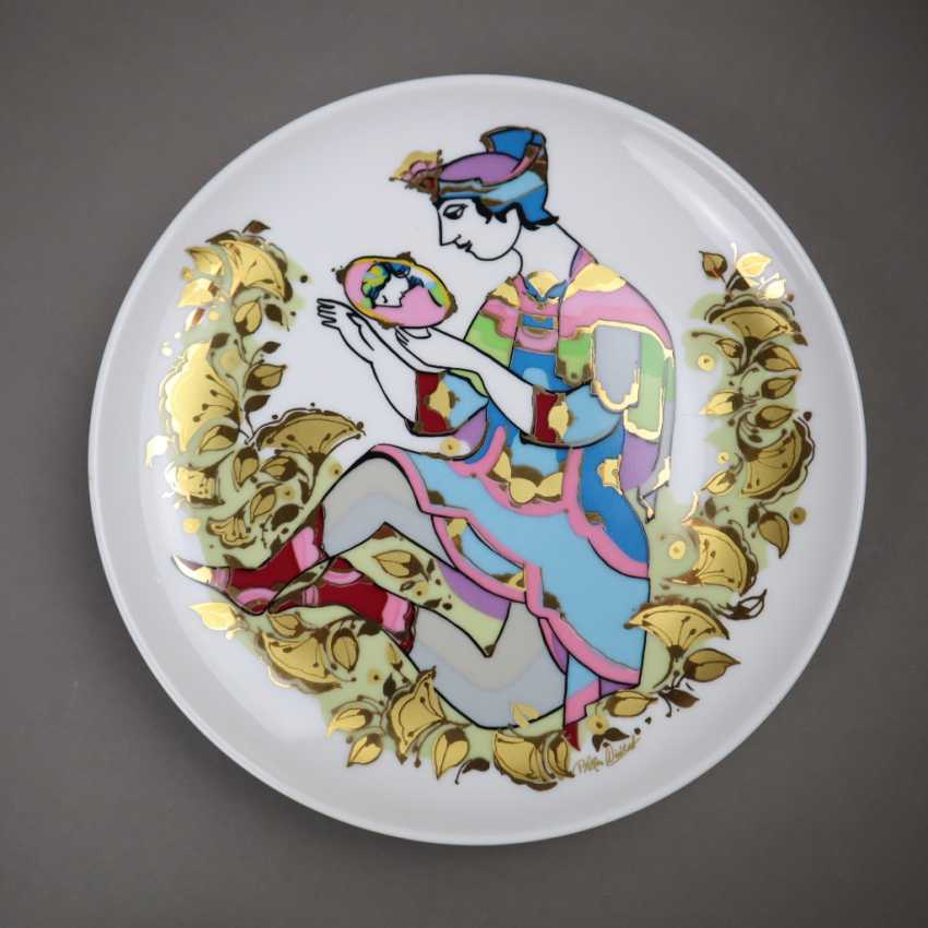 Mixed lot of Rosenthal porcelain - photo 2