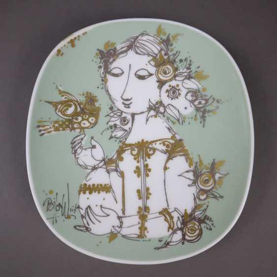 Mixed lot of Rosenthal porcelain - photo 5