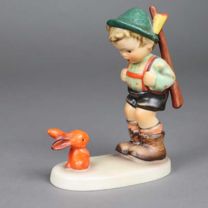 Two Hummel figures - photo 5