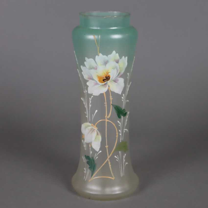 Glass vase - photo 1