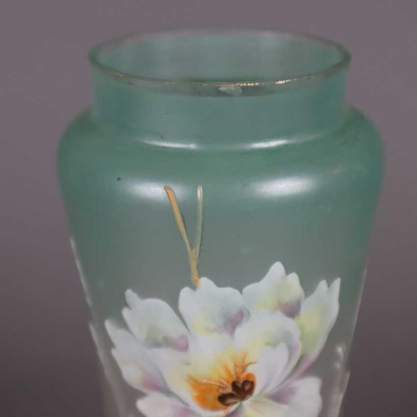 Glass vase - photo 2