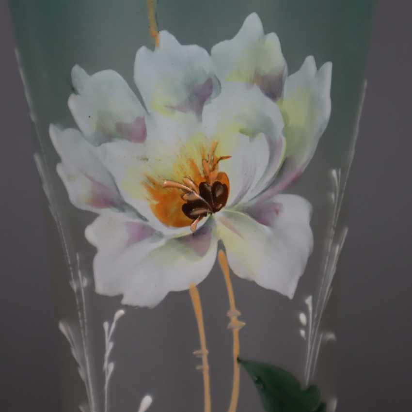 Glass vase - photo 3