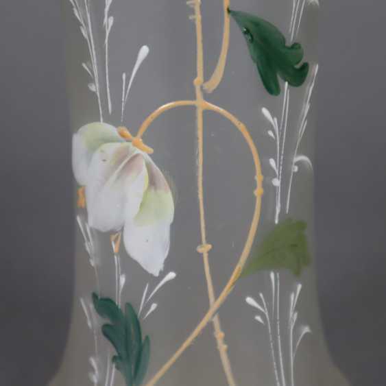 Glass vase - photo 4