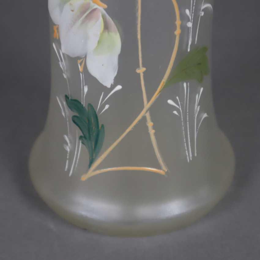 Glass vase - photo 5