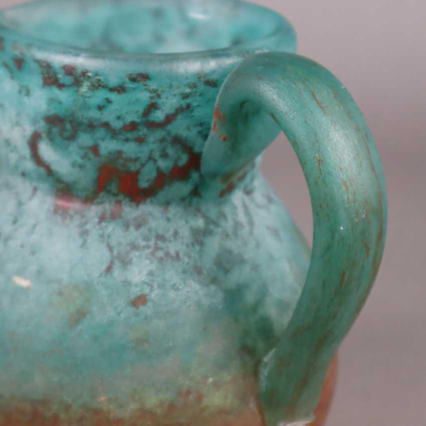 Decorative glass jug - photo 6