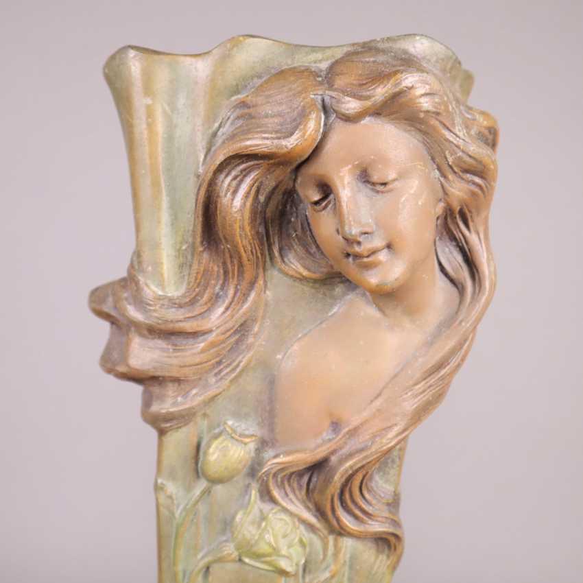 Pair of Art Nouveau vases - photo 3