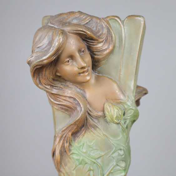 Pair of Art Nouveau vases - photo 4