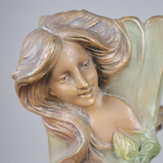 Pair of Art Nouveau vases - photo 5