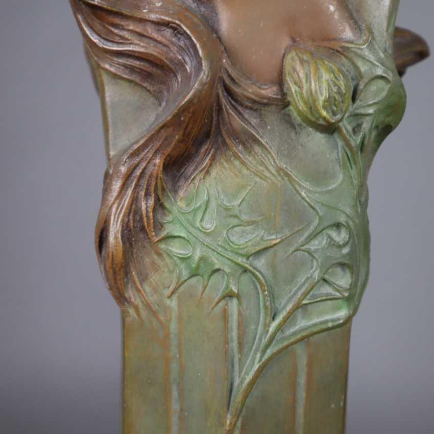 Pair of Art Nouveau vases - photo 6