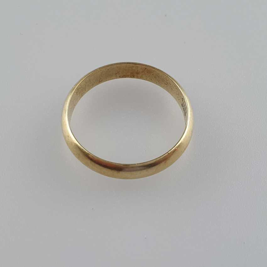 Wedding ring - photo 2