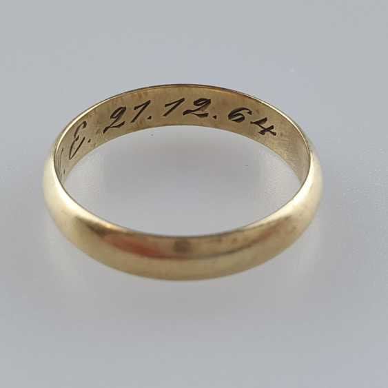 Wedding ring - photo 3