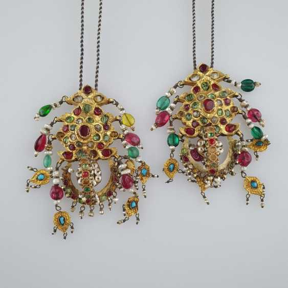 Antique earrings - photo 1
