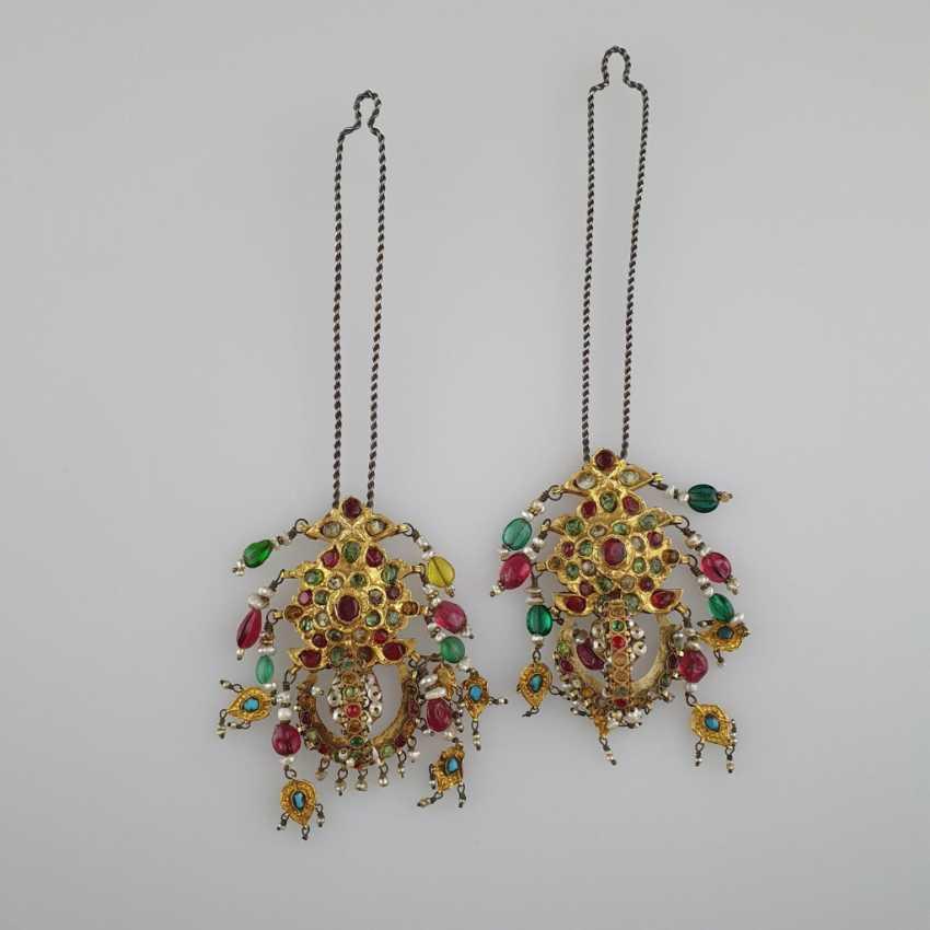 Antique earrings - photo 2