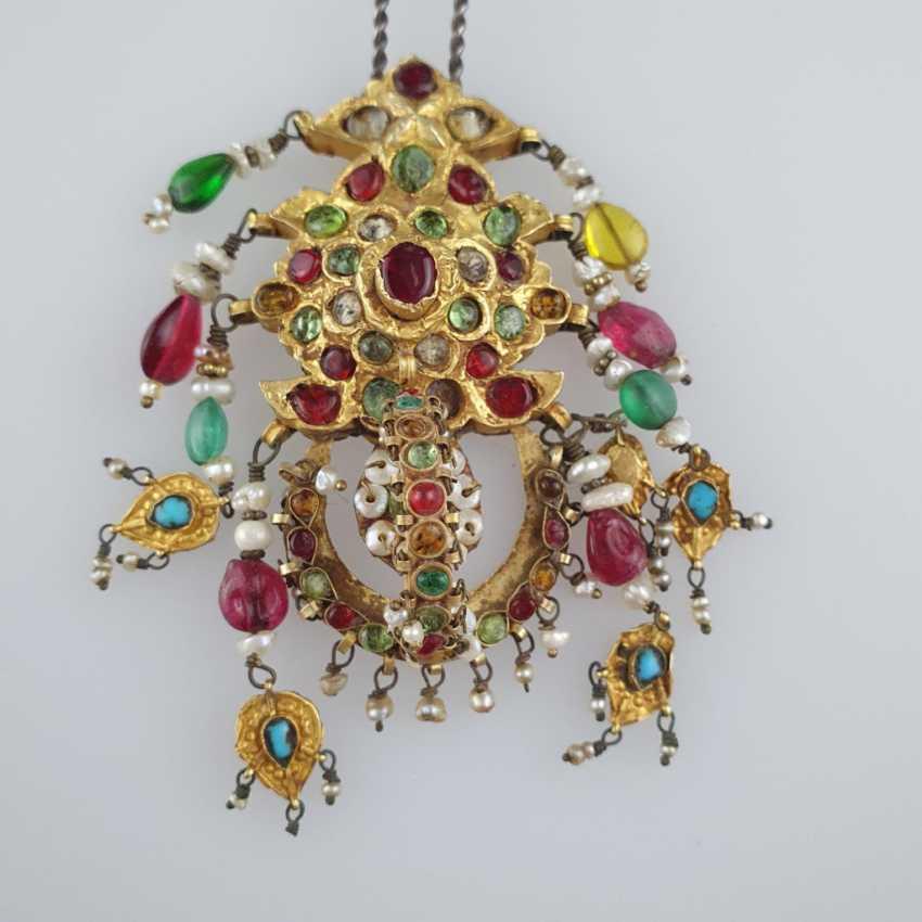 Antique earrings - photo 3